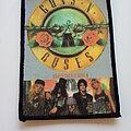 Guns N' Roses - Patch - Guns N' Roses old 80's printed patch 32