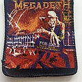 Megadeth - Patch - Megadeth  1987 Peace Sells ... patch 28