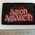 Amon Amarth official 2006 patch a292