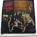Skid Row - Patch - Skid Row  official 1991 slave to the grind patch used760