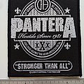 Pantera stronger than all patch p160