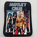 Mötley Crüe - Patch - Motley Crue  1983 Shout At The Devil patch m411