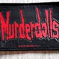 Murderdolls logo patch m142