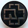 Rammstein - Pin / Badge - Rammstein pin badge n2