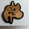 Saxon shaped patch used433