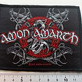 Amon Amarth - Patch - Amon Amarth 2010 patch  819 used