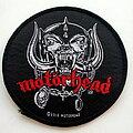 Motörhead - Patch - Motörhead Warpig 2010  patch 39