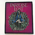 Paradise Lost - Patch -  Paradise Lost Medusa patch p132-- 8.5 x 10 cm
