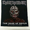 Iron Maiden - Patch - Iron maiden the book of souls 2015 patch 218 new