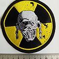 Megadeth round patch43