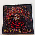 Slayer - Patch - Slayer  repentless 2015 patch  810 used