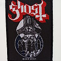 Ghost - Patch - Ghost warriors  official 2014 patch g58