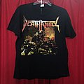 Death Angel Relentless Retribution tour shirt.