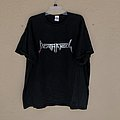 Death Angel 2010 tour shirt