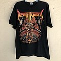 Death angel relentless retribution tour shirt