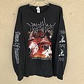 Immolation long sleeve.  TShirt or Longsleeve