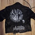 More studs Battle Jacket