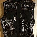 Studded Punk Vest