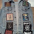 Battle Jacket - Denim Vest