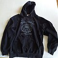 "Shining - Hooded Top - Shining ; ""Death Squadron Halmstad"" hoodie"
