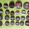 Various pins Pin / Badge