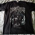 "Belphegor ""Bondage Goat Zombie"" t-shirt"