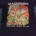 Mastodon - TShirt or Longsleeve - Once More 'Round the Sun tour tee
