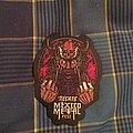 Tecate MxMFIII limited edition patch