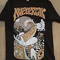 Kvelertak - TShirt or Longsleeve - Kvelertak - Hydrahands - Dark Chocolate shirt