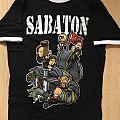 Sabaton - The Hammer has Fallen - Baseball shirt