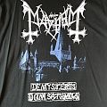 Mayhem tour shirt