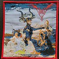Demon Tales woven patch