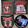 Sadistik Exekution - Patch - Woven patches