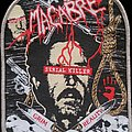Macabre - Patch - Grim Reality woven patch