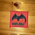 Overkill - Patch - Overkill logo patch