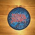 Morbid Angel - Patch - Morbid angel altars of madness circle patch