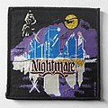 Nightmare woven patch