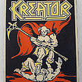 Kreator - Endless Pain Rubber Patch