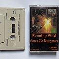 Running Wild - Gates to Purgatory Cassette