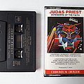Judas Priest - Defenders of the Faith Cassette