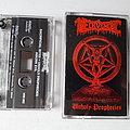 Necrophobic - Unholy Prophecies Cassette Tape / Vinyl / CD / Recording etc