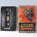 Warhead - Speedway Cassette Tape / Vinyl / CD / Recording etc