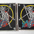 Slayer Show No Mercy - Rubber Patches