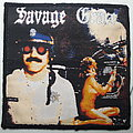 Savage Grace Woven Patch
