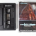Killer - Tape / Vinyl / CD / Recording etc - Killer - Shock Waves Cassette