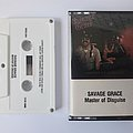 Savage Grace - Master of Disguise Cassette