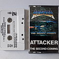 Attacker - The Second Comming Cassette