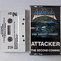 Attacker - Tape / Vinyl / CD / Recording etc - Attacker - The Second Comming Cassette