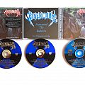 Benediction - Transcend the Rubicon  Collection CD Tape / Vinyl / CD / Recording etc