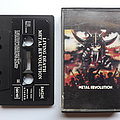 Living Death - Metal Revolution Cassette